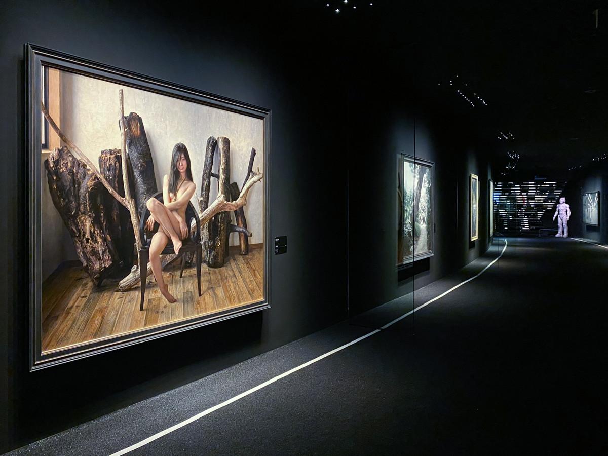 ホキ美術館 ギャラリー8の展示