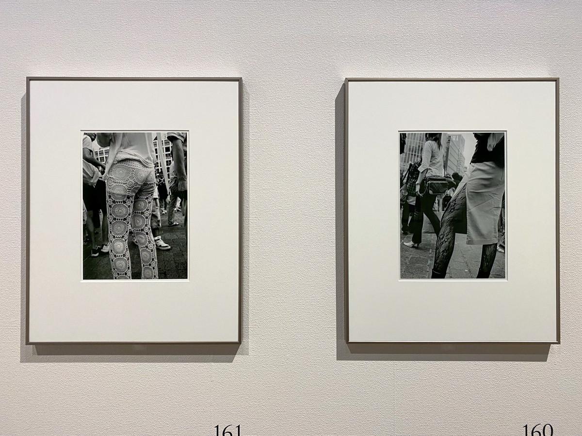 「シブヤ、シブヤ」より 《シブヤ、シブヤ》2003-06年 高知県立美術館蔵 ともに ©高知県, 石元泰博フォトセンター