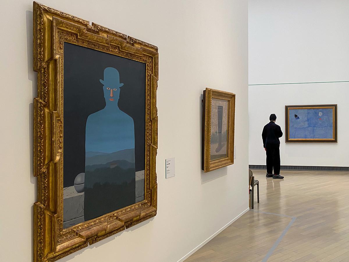 横浜美術館「トライアローグ」展 第2章「1930s ー アートの磁場転換」
