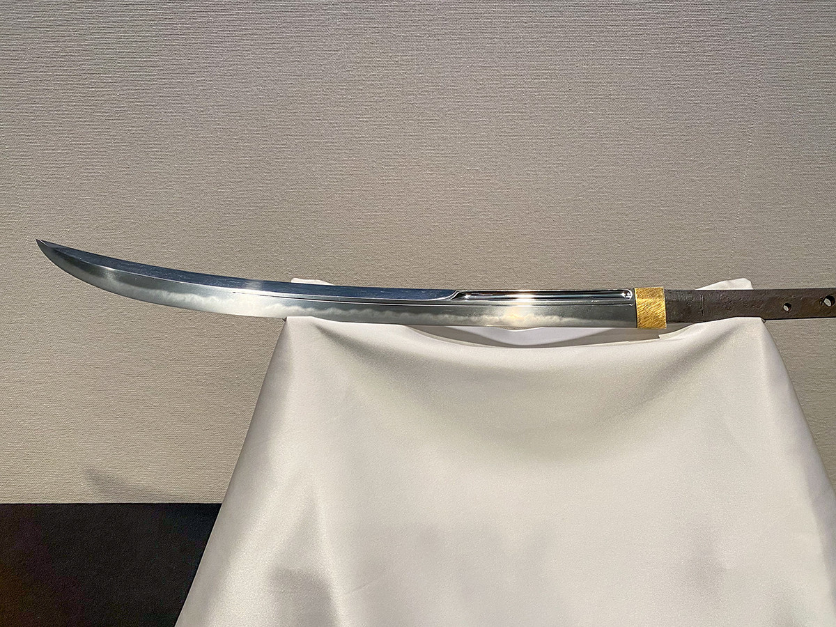 重要文化財《薙刀 銘一》鎌倉時代・13世紀