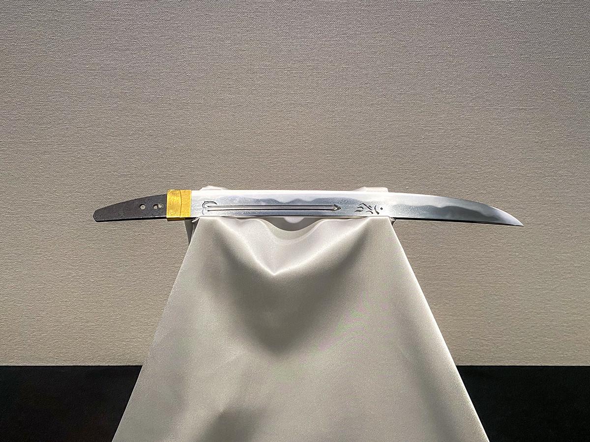 国宝《短刀 無銘貞宗 名物徳善院貞宗》鎌倉~南北朝時代・14世紀