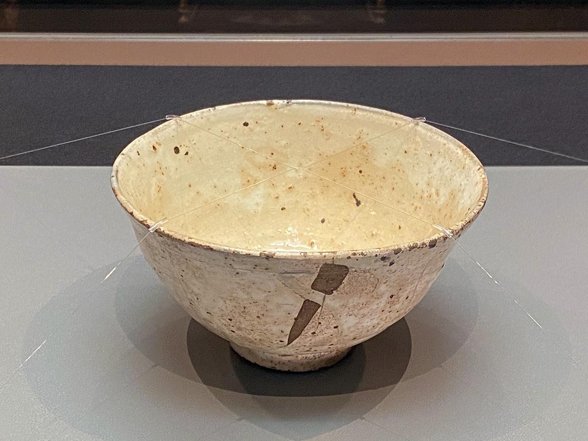 重要文化財《粉引茶碗 三好粉引》朝鮮時代・16世紀