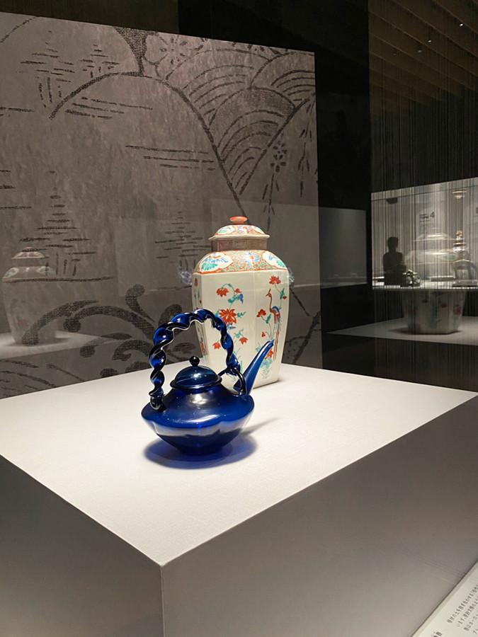 サントリー美術館「美の交流が生んだ6つの物語」会場