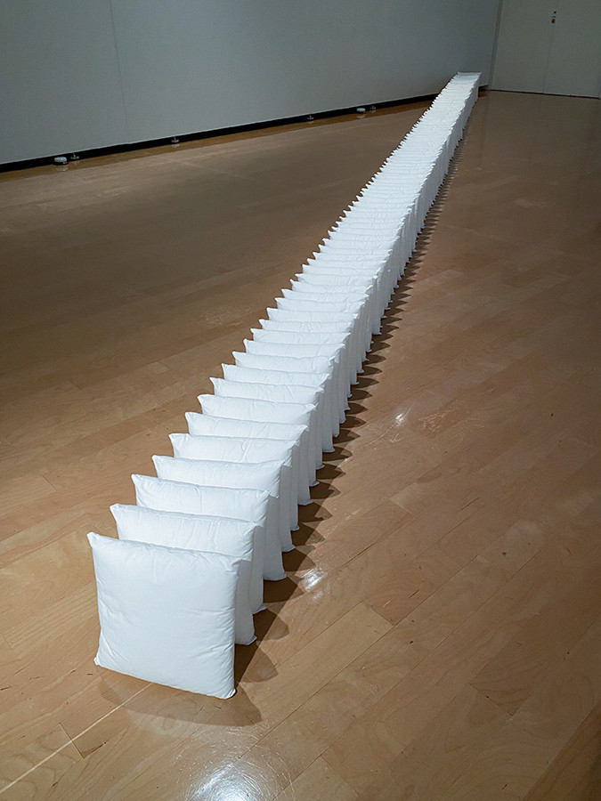 森内敬子《作品》1968/2004年