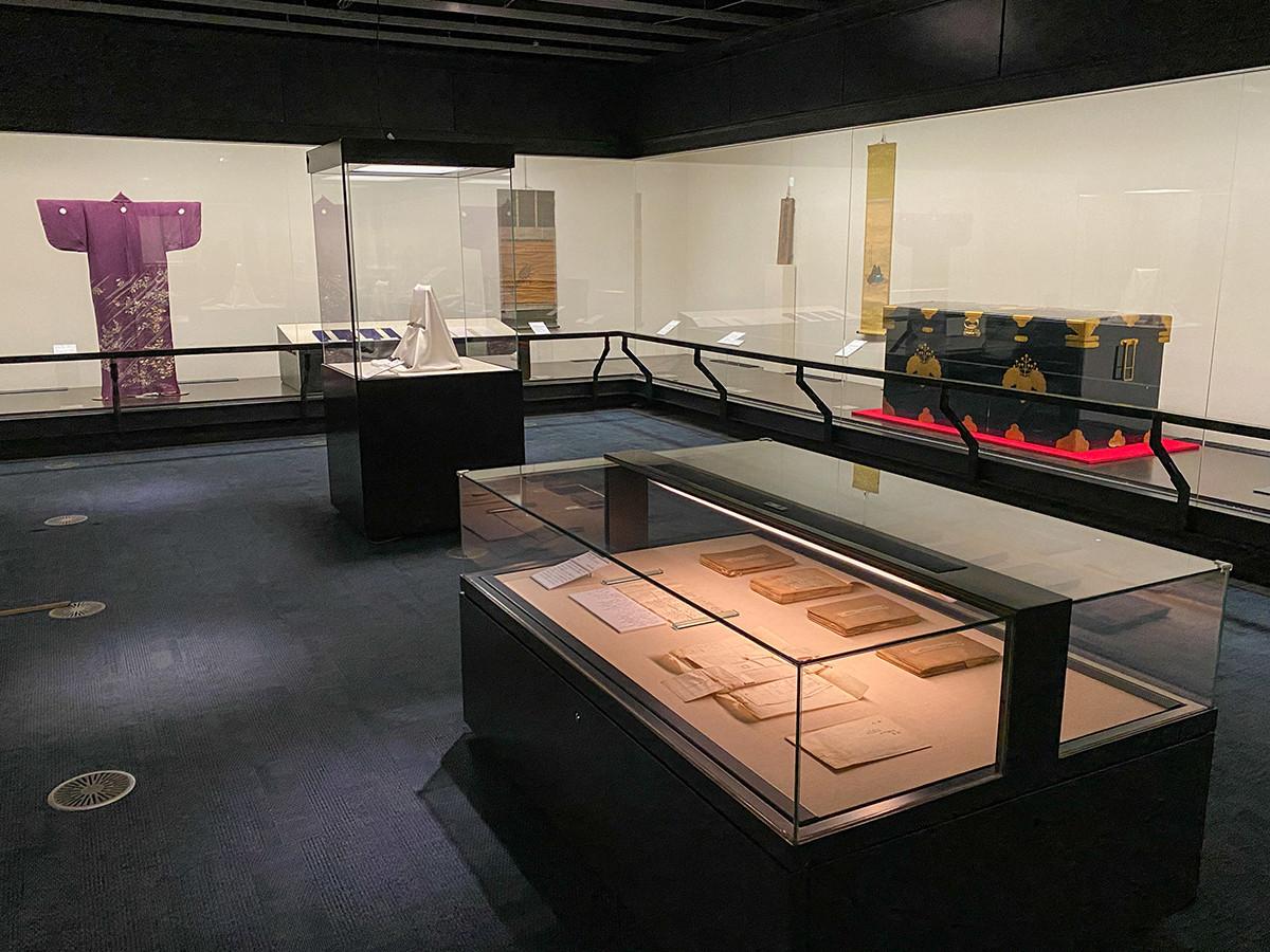 江戸東京博物館「市民からのおくりもの2020―令和元年度 新収蔵品を中心に―」会場風景