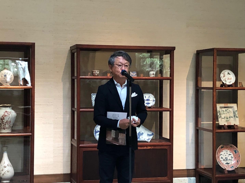 日本民藝館 館長 深澤直人