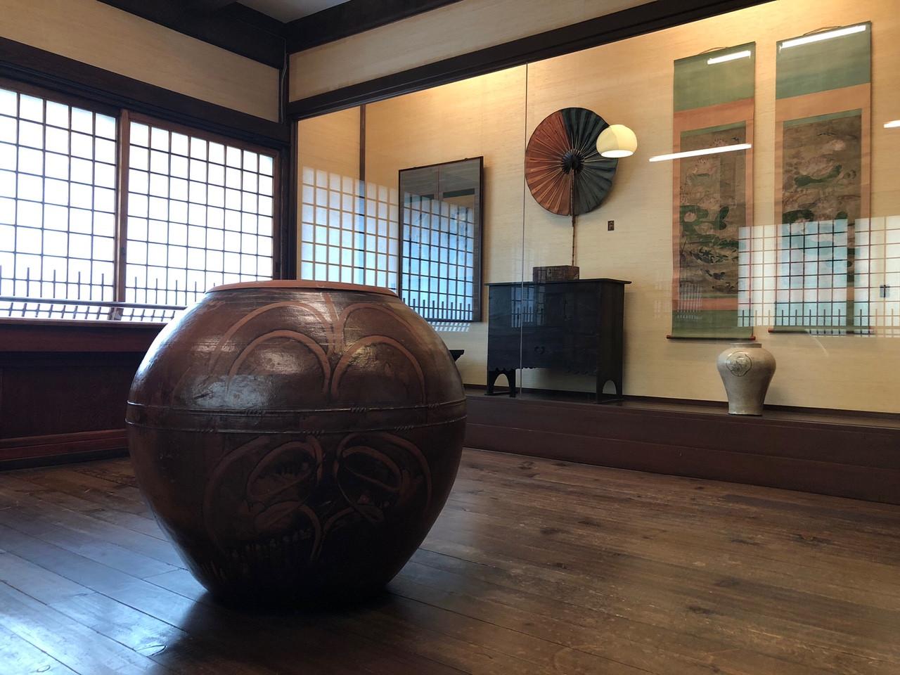 日本民藝館「日本民藝館改修記念 名品展I」朝鮮とその藝術
