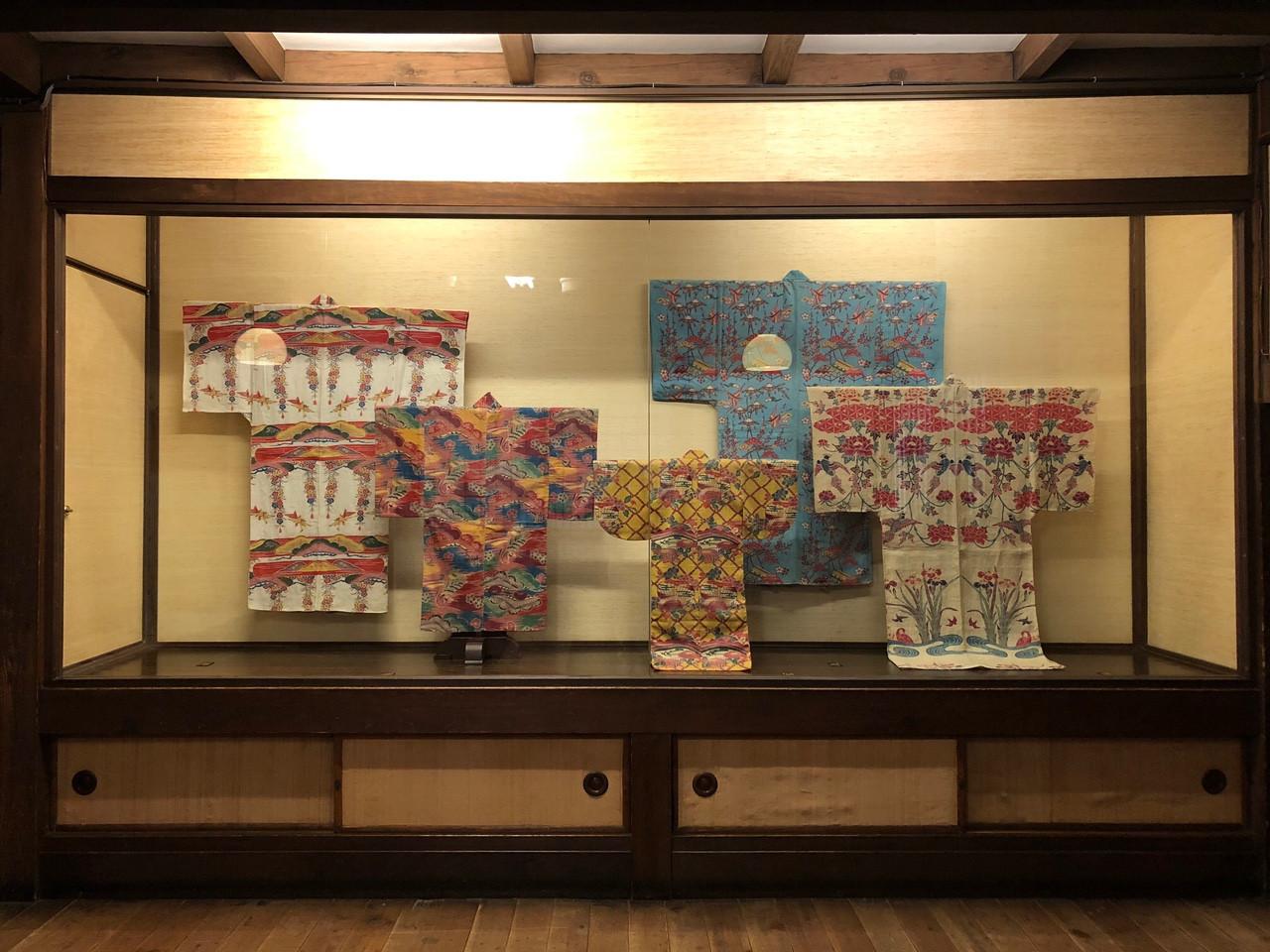 日本民藝館「日本民藝館改修記念 名品展I」会場 琉球の富