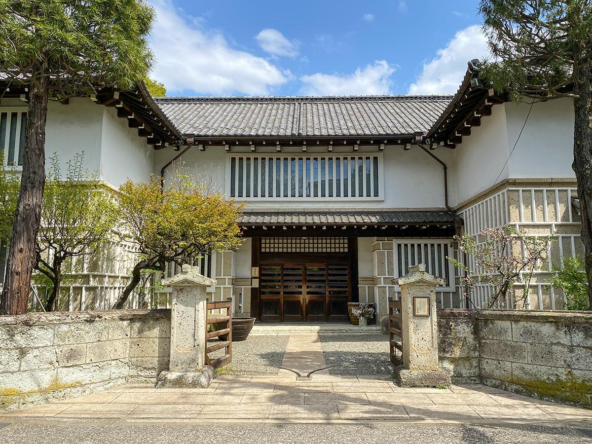日本民藝館 外観