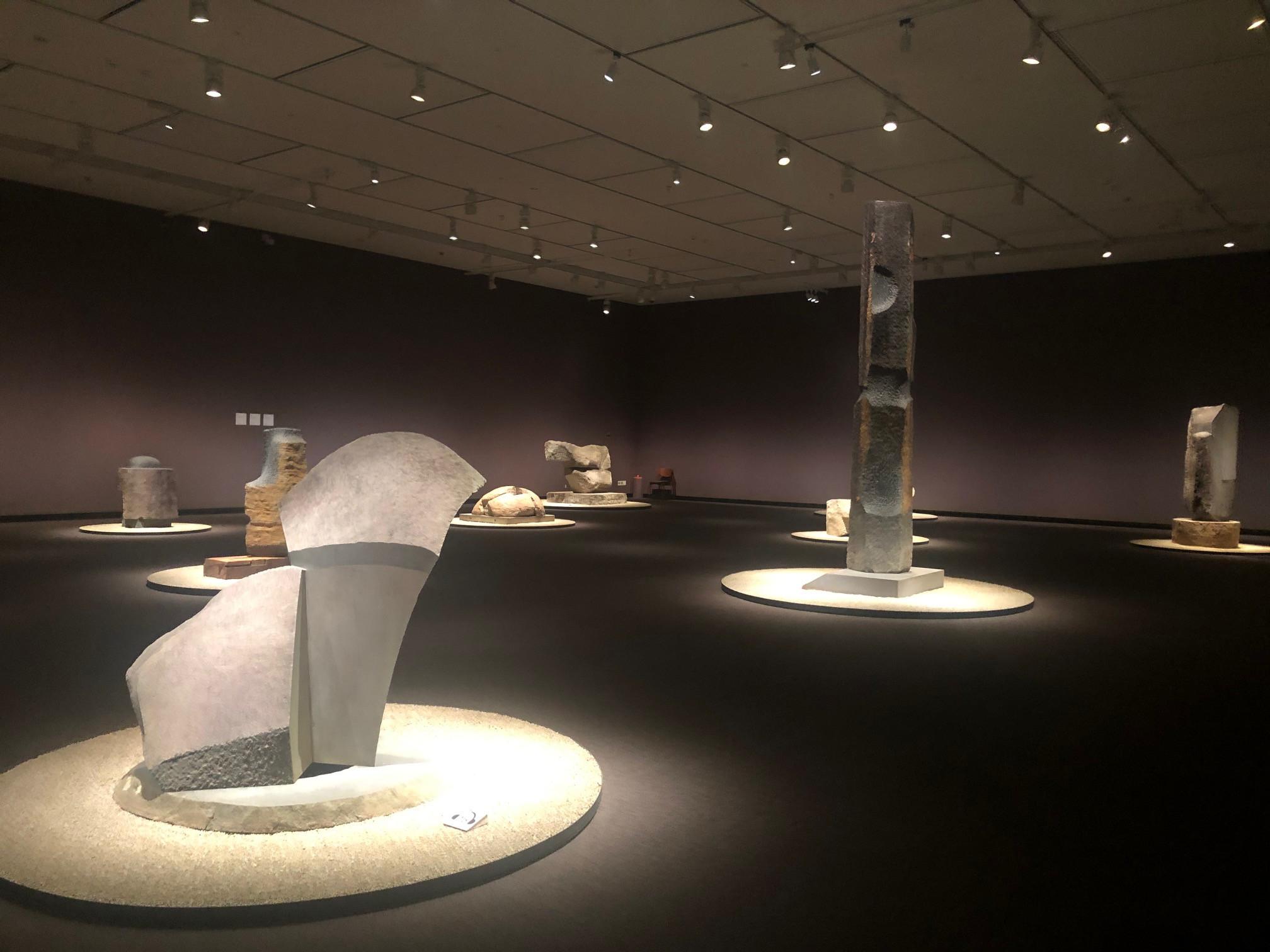 東京都美術館「イサム・ノグチ 発見の道」展