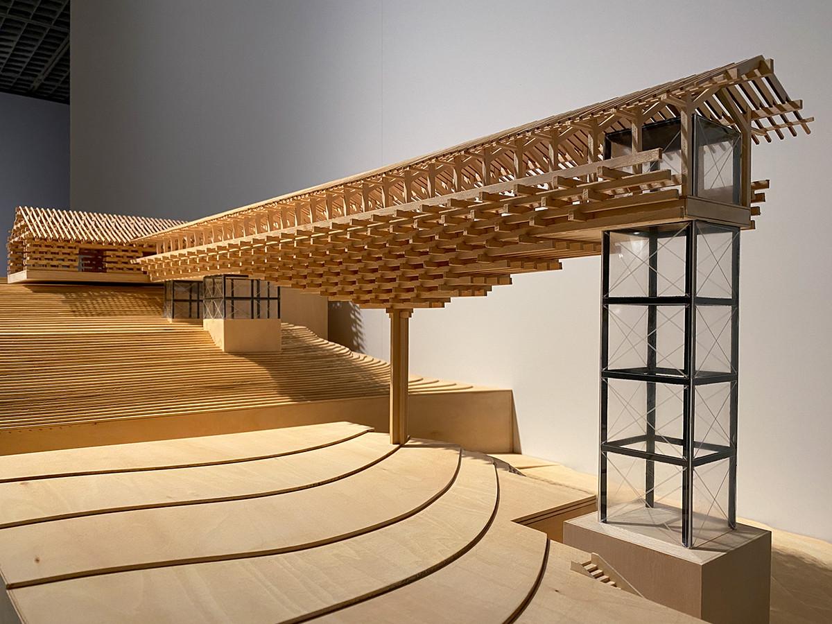 《梼原 木橋ミュージアム》2010年
