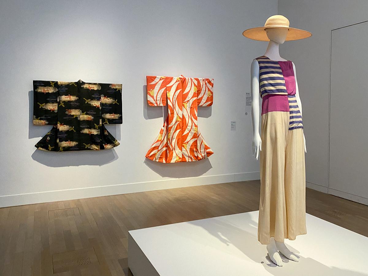 プロローグ「1920年代-1945年 和装から洋装へ」