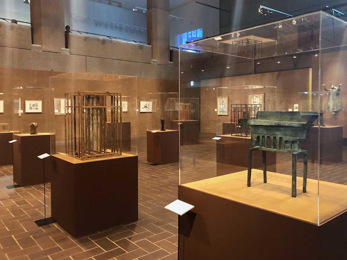 東京都美術館「Walls & Bridges 世界にふれる、世界を生きる」会場
