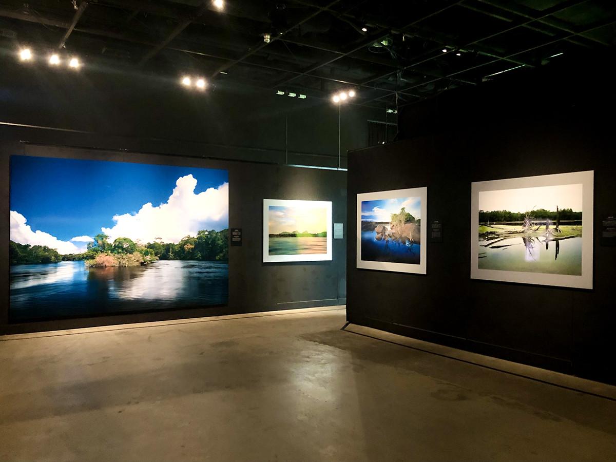 Gallery AaMo「NATURE AQUARIUM EXHIBITION 2021 TOKYO」会場