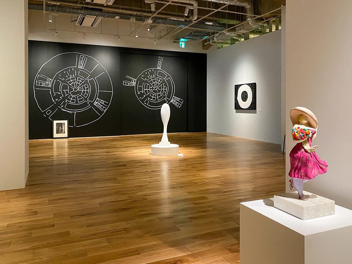 WHAT MUSEUM「Self-History」 会場風景