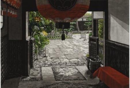ジュディ・オング倩玉 木版画の世界展 | インターネットミュージアム
