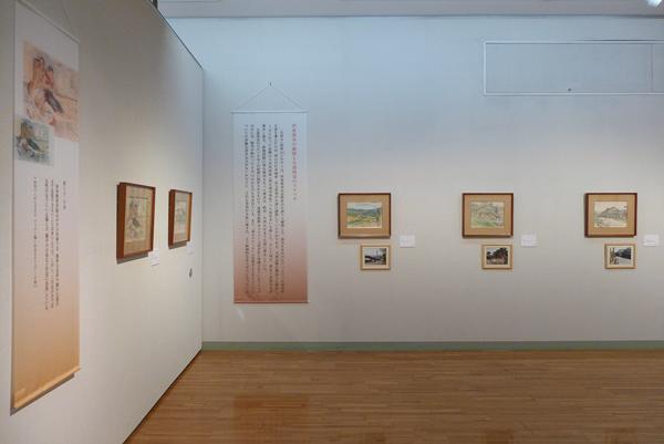 小金井市立はけの森美術館「伊東深水の光景―戦中から戦後、南方から小諸―」