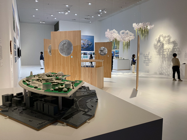 森美術館「未来と芸術展:AI、ロボット、都市、生命―人は明日どう生きるのか」