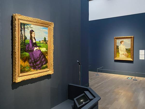 国立新美術館「ブダペスト ― ヨーロッパとハンガリーの美術400年」