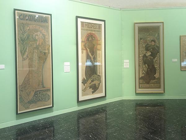 >渋谷区立松濤美術館「パリ世紀末ベル・エポックに咲いた華 サラ・ベルナールの世界展」