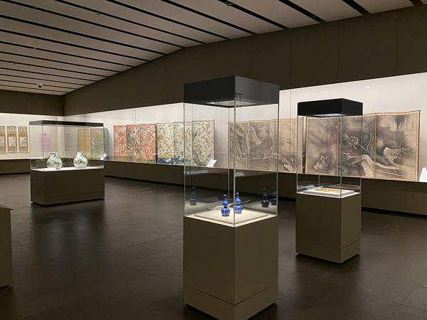 根津美術館「〈対〉で見る絵画」
