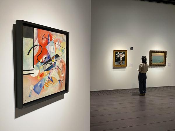 アーティゾン美術館「開館記念展『見えてくる光景 コレクションの現在地』」
