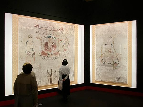 コロナで中止・延期の展覧会 東京国立博物館「法隆寺金堂壁画と百済 ...