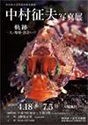 秋田県立近代美術館「中村征夫写真 軌跡 -人・地球・出会い-」