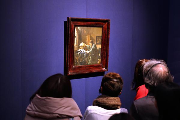 国立新美術館「ルーヴル美術館展」
