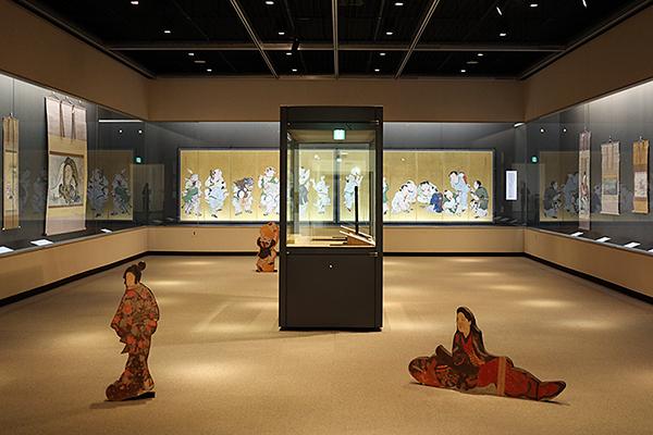 板橋区立美術館「18世紀の江戸絵画」