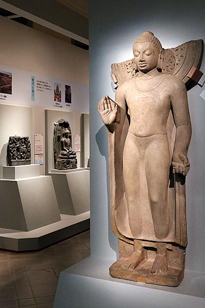 東京国立博物館「インドの仏 仏教美術の源流」