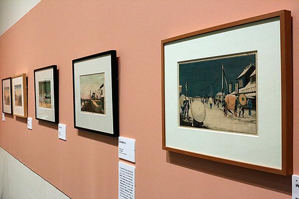練馬区立美術館「没後100年 小林清親展 文明開化の光と影を見つめて」