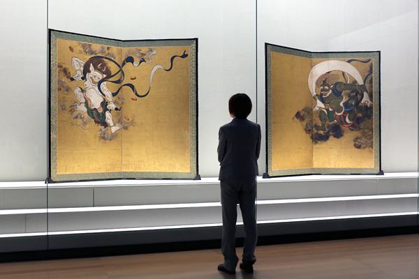 京都国立博物館「琳派 京(みやこ)を彩る」
