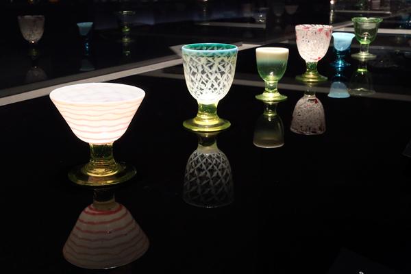サントリー美術館「サントリー美術館新収蔵品 コレクターの眼 ヨーロッパ陶磁と世界のガラス」