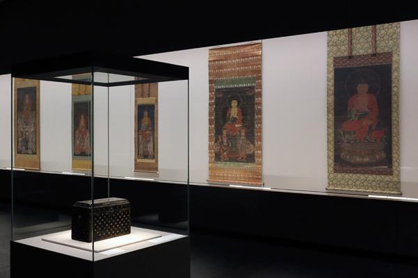 根津美術館「特別展 高麗仏画 香りたつ装飾美」